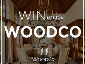 Win with WoodCo at Metrocon!