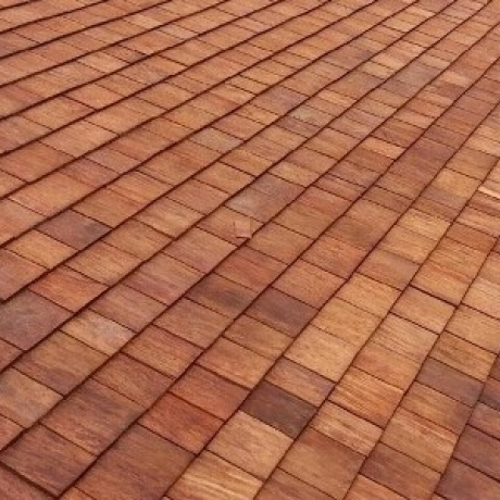 Turada wood shingle