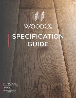 Specification Guide | WoodCo