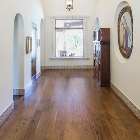 Hill country village home - walnut