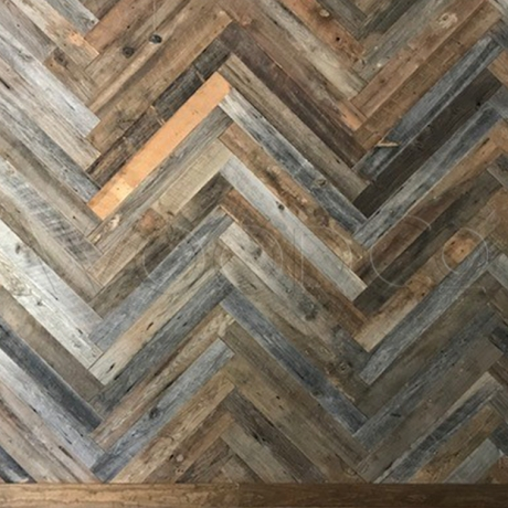 Wheaton wallboard herringbone